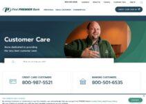 Número de teléfono del servicio de atención al cliente de la tarjeta de crédito First Premier Bank