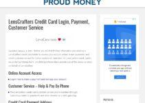 Número de servicio al cliente de la tarjeta de crédito Lenscrafters