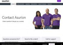 Número de teléfono del servicio de atención al cliente de Asurion Insurance
