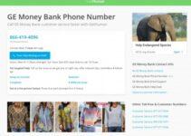 Número de teléfono del servicio de atención al cliente de Ge Money
