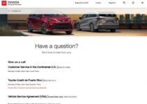 Número de teléfono del servicio de atención al cliente de Toyota Financial Services