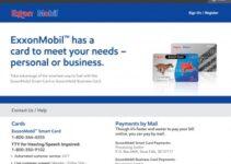 Número de teléfono del servicio de atención al cliente de la tarjeta de crédito Exxon Mobil