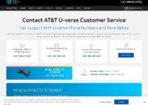 At And T Customer Service U Verse