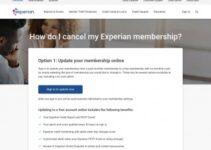 Cancelación del servicio al cliente de Experian