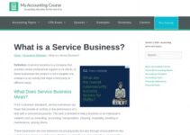 Definir negocio de servicios