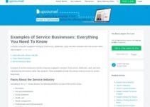 Enumere tres ejemplos de empresas en la industria de servicios