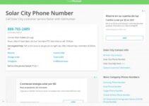 Horario de atención al cliente de Solarcity