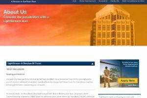 Número de contacto del servicio de atención al cliente de Lightstream Loans