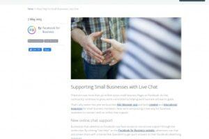 Número de servicio al cliente comercial de Facebook