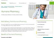 Número de servicio al cliente de la farmacia de Humana