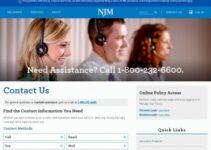 Número de servicio al cliente de seguros de fabricantes de Nueva Jersey