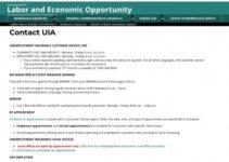 Número de teléfono de desempleo de Michigan Servicio al cliente