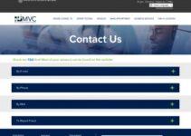 Número de teléfono del servicio de atención al cliente de Nj Dmv