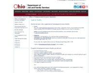 Número de teléfono del servicio de atención al cliente de desempleo de Ohio