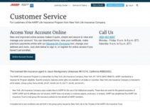 Servicio de atención al cliente de Aarp Ny Life