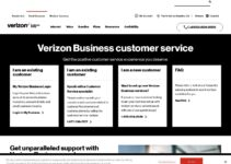 Servicio al cliente B2B de Verizon