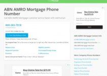Servicio al cliente de Abn Amro Mortgage