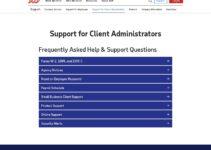 Servicio al cliente de Adp Ezlabormanager