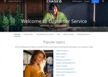 Servicio al cliente de Chaseonline.Com