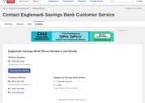 Servicio al cliente de Eaglemark Savings Bank