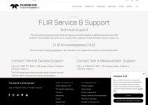 Servicio al cliente de Flir Cloud