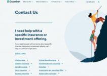 Servicio al cliente de Guardian Dental Insurance