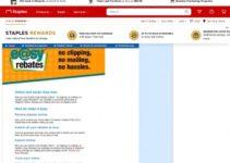 Servicio al cliente de Staples Easy Rebate