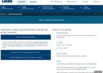 Servicio al cliente de Umb Bank