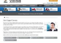 Servicio al cliente de Viking Insurance