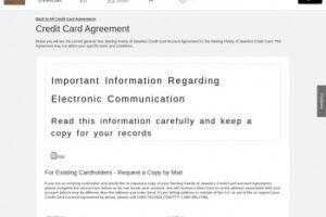 Servicio al cliente de la tarjeta de crédito Jb Robinson