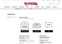 Servicio al cliente de la tarjeta de crédito Tj Maxx Rewards