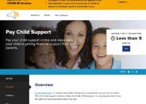 Servicio al cliente de manutención infantil de Nueva York