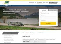 Servicio al cliente de seguimiento de abf