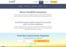 Servicio al cliente de seguros de automóviles Good2Go