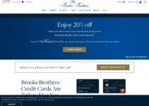 Servicio al cliente de tarjetas de crédito Brooks Brothers