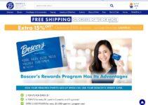 Servicio al cliente de tarjetas de crédito de Boscov