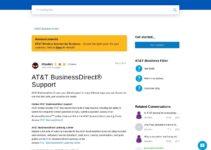 Servicio de atención al cliente de At & T Business Direct