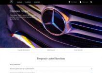 Servicio de atención al cliente de Mercedes Usa