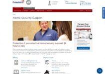 Servicio de atención al cliente de Protection One Alarm