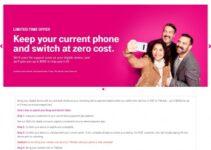 Servicio de atención al cliente de Switch2Tmobile