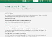 Servicio de atención al cliente de banca en línea de M And T