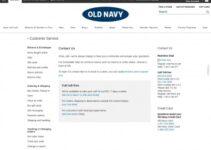 Tarjeta de crédito Old Navy Número de teléfono Servicio al cliente